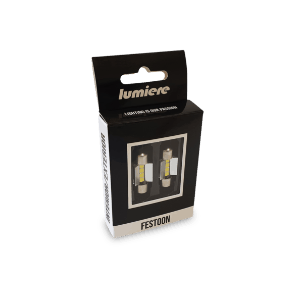 Lumiere 31MM Festoon LED Bulbs