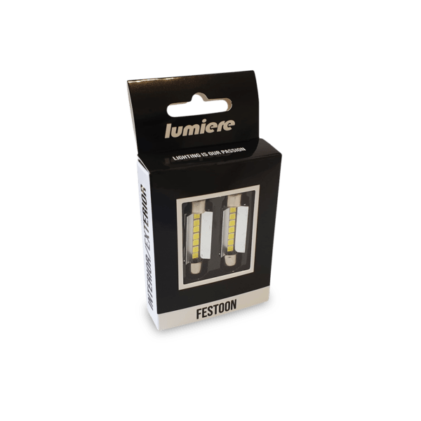 Lumiere 42MM Festoon LED Bulbs